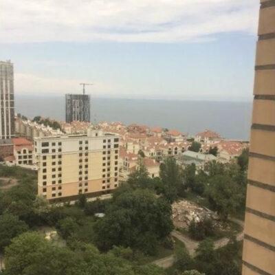 1-комнатная квартира с видом на море