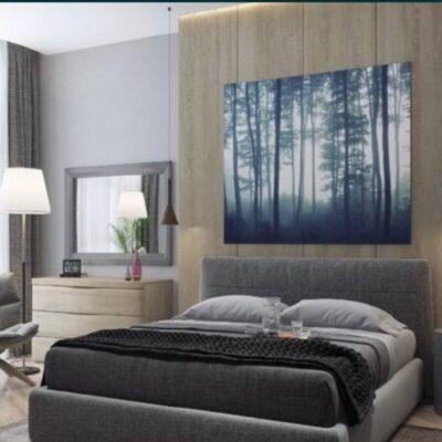 3-спальневая квартира в ЖК Мерседес