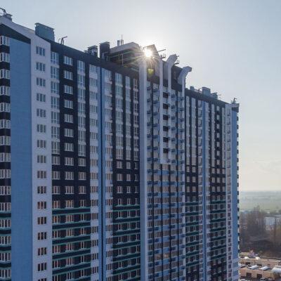 1-комнатная квартира с видом моря на Варненской