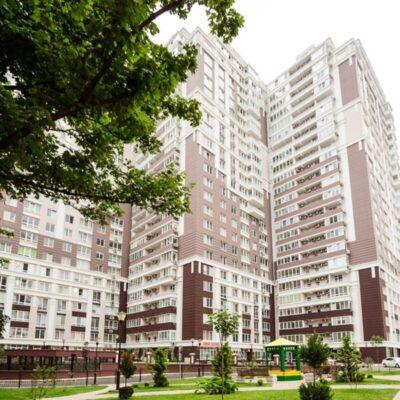 4-комнатная квартира в ЖК Гольфстрим