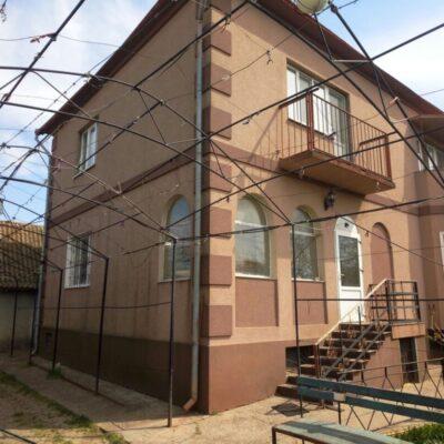 Дом в Санжейке