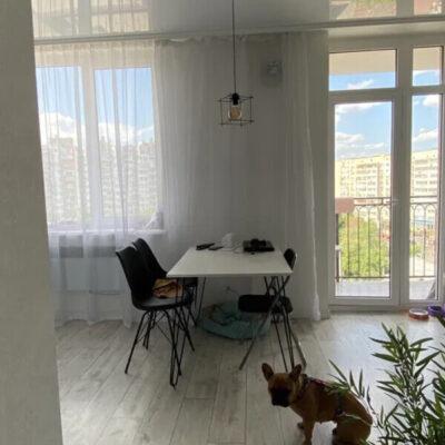 1-комнатная квартира в ЖК Два Академика