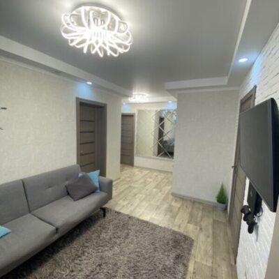 Четырехкомнатная квартира на улице Вильямса Таирова