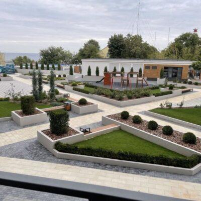 Квартира свободной планировки в ЖК Маринист