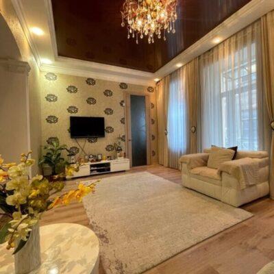 3-комнатная квартира по ул.Пушкинская