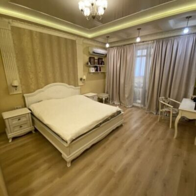 2-комнатная квартира в ЖК Академгородок
