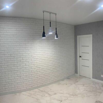 Стильная квартира с ремонтом в 56 Жемчужине
