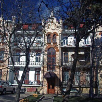 Квартира 146 м2 на улице Отрадная