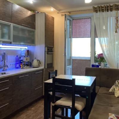 2-комнатная квартира на Святослава Рихтера