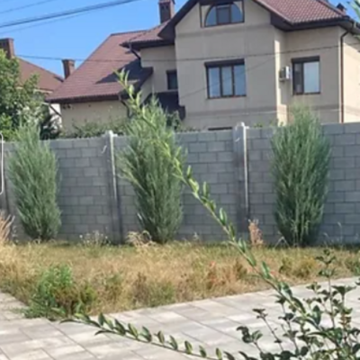 1-этажный дом с участком на 3.4 сотки, район Золотая Горка, Одесса