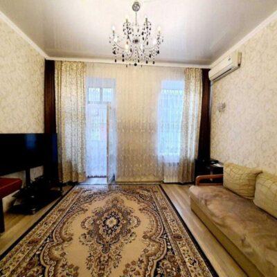 3-комнатная квартира на ул. Жуковского