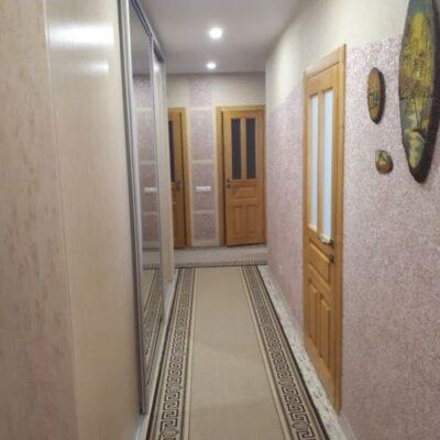 Большая квартира с качественным ремонтом