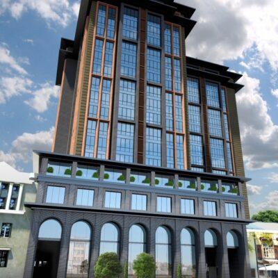 3 комнатная квартира в центре ЖК Башня Чкалов