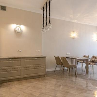 1-комнатная квартира в ЖК Санторини