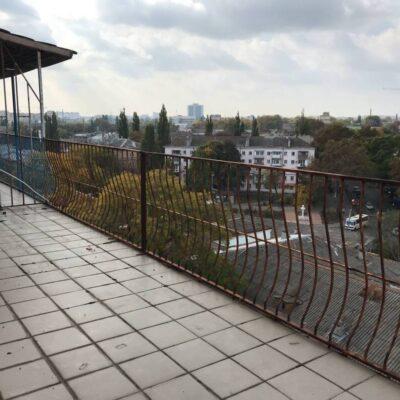 3-комнатная квартира с террасой в центре города